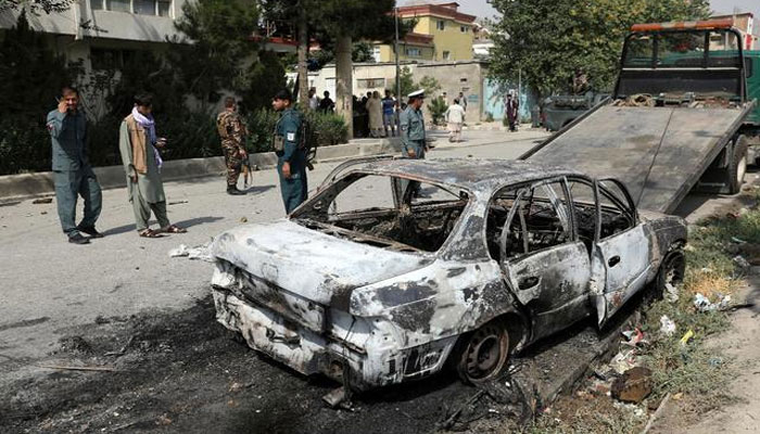 Enemies launch rocket attacks on capital on Eid: Afghan Interior Ministry