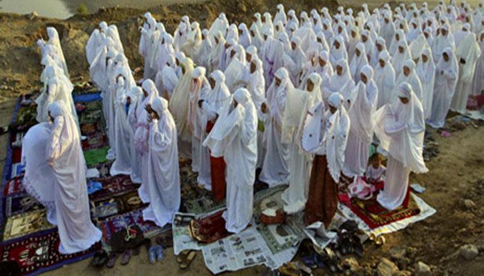 یونان: پہلی دفعہ نمازِ عید میں خواتین کی شرکت