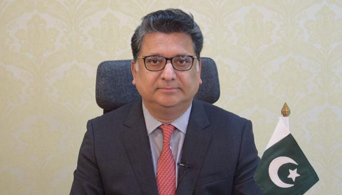 سفیر پاکستان ظہیر جنجوعہ کی یورپ میں پاکستانی کمیونٹی کو عید کی مبارکباد