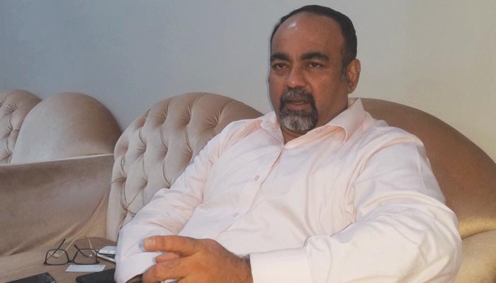 MQM is contesting 13 seats in Azad Kashmir, Khawaja Izhar said