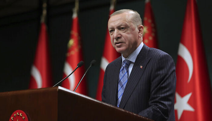 The United States must meet financial, logistical and diplomatic requirements for the security of Kabul Airport, Turkish President Recep Tayyip Erdogan said