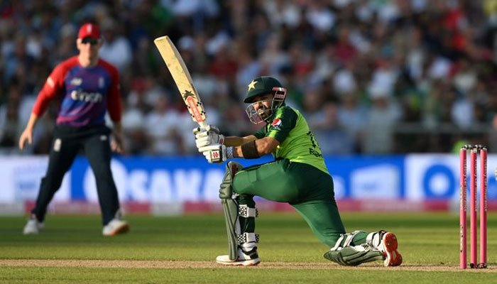 Third T20, Pakistan's 155-run target to England