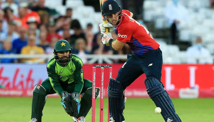 England defeated Pakistan in the third match to win the T20 series