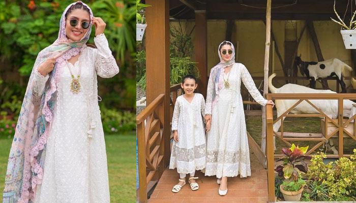 How did Aiza Eid morning look like?