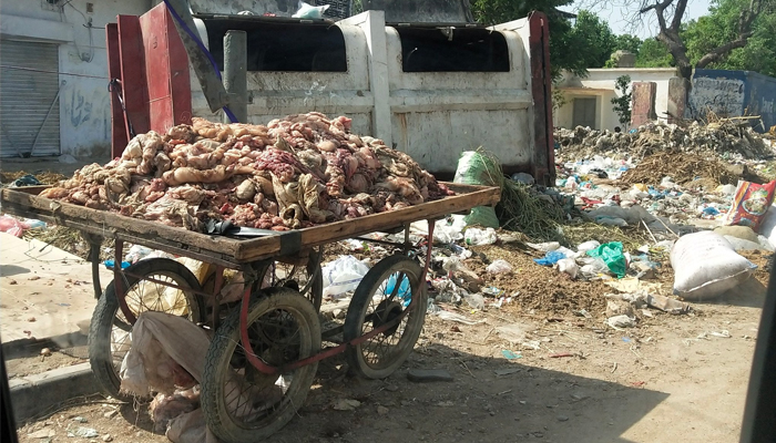 Eid-ul-Adha: The Sunnah of Sacrifice continues to be performed, poor sanitation arrangements