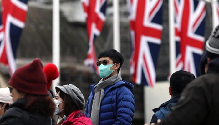 برطانیہ میں کورونا وائرس نے مزید 73 افراد کی جان لے لی