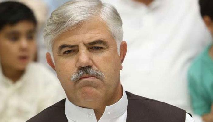 وزیراعلیٰ کا عید کے روز بھی پشاور کے مختلف علاقوں کا اچانک دورہ