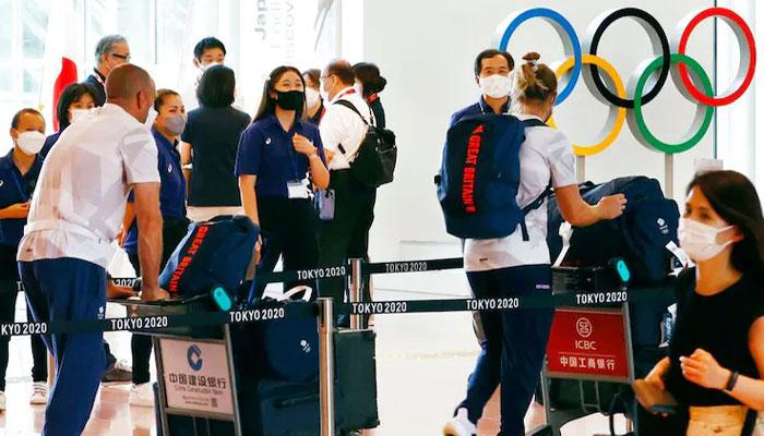 ٹوکیو اولمپکس پر کورونا کے سائے منڈلانے لگے