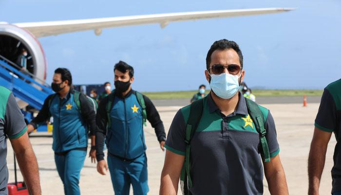 دورہ انگلینڈ مکمل، پاکستان کرکٹ ٹیم ویسٹ انڈیز پہنچ گئی