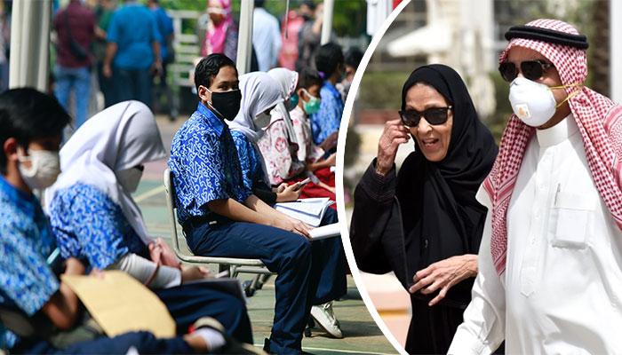 کورونا: سعودیہ نے انڈونیشیا پر سفری پابندیاں لگا دیں
