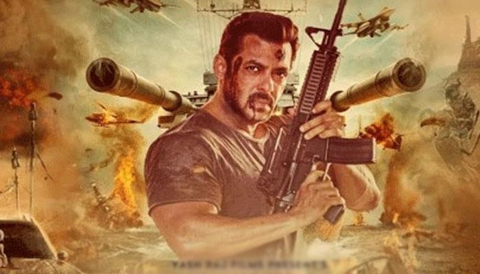 سلمان خان فلم 'ٹائیگر 3 ' بنانے کیلئے تیار