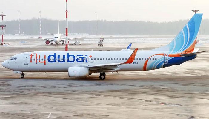 دبئی ایئرپورٹ، ٹیکسی وے پر دو طیارے ٹکراگئے