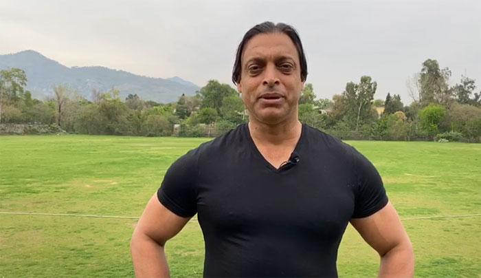 ٹی ٹوئنٹی ورلڈ کپ کا فائنل پاکستان اور بھارت کھیلیں گے، پاکستان فاتح ہو گا، شعیب اختر