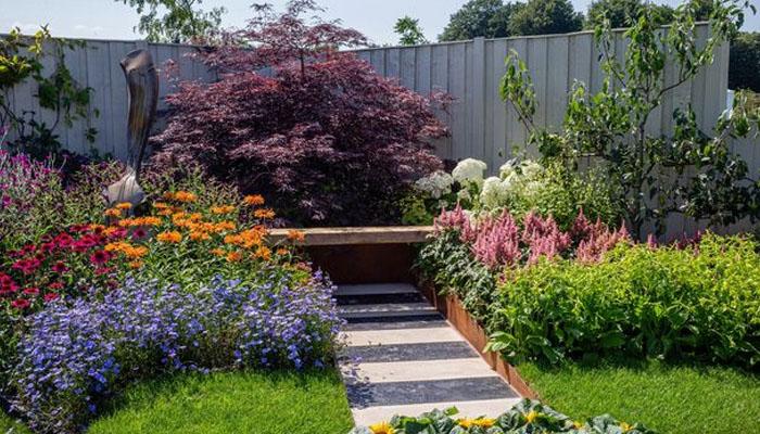 برطانیہ میں خوبصورت پھول اُگانے کا مقابلہ