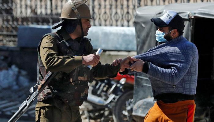 عید کے روز سوپور میں مزید 2 کشمیری نوجوانوں شہید
