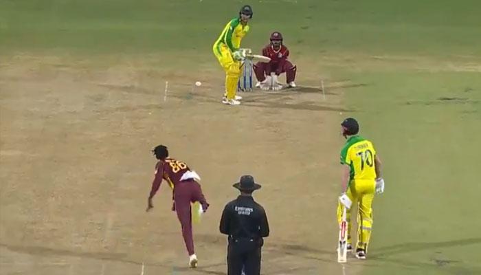آسٹریلیا ویسٹ انڈیز ODI ٹاس کے بعد کووڈ کے سبب ملتوی