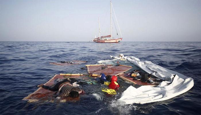 ترکی میں تارکینِ وطن کی کشتی ڈوب گئی