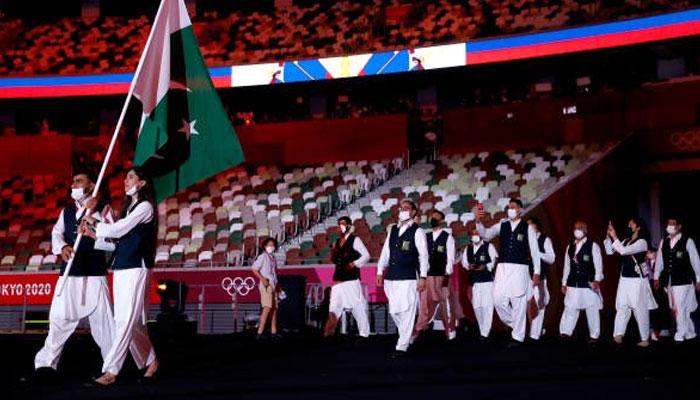 ٹوکیو اولمپکس: پاکستانی ایتھلیٹس کل سے اپنے مشن کا آغاز کرینگے