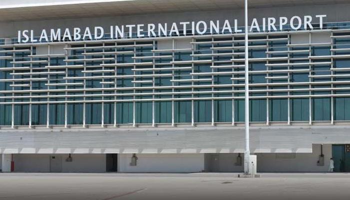 اسلام آباد ایئرپورٹ پر چینی شہریوں کیلئے خصوصی امیگریشن کاؤنٹر قائم