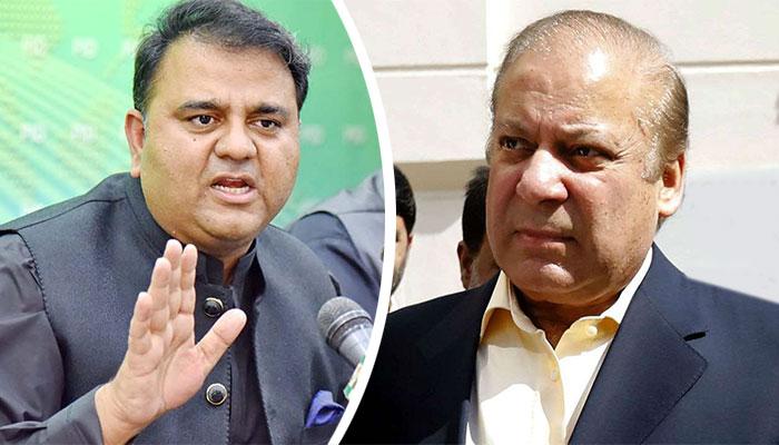 ہر پاکستان دشمن نوازشریف کا قریبی دوست ہے: فواد چوہدری