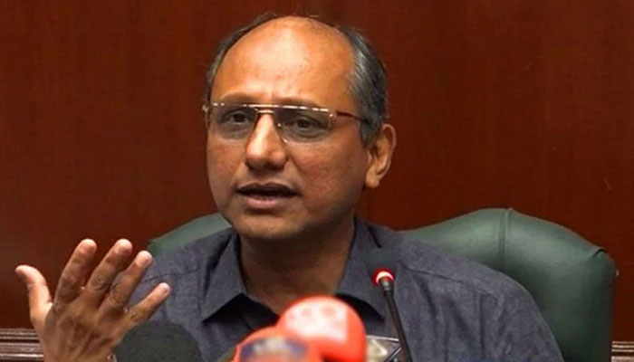 الیکشن کمیشن آزاد کشمیر مکمل ناکام ہوا ہے: سعید غنی