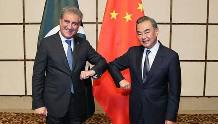 پاک چین وزرائے خارجہ کے اسٹریٹیجک ڈائیلاگ کا تیسرا سیشن، مشترکہ اعلامیہ جاری