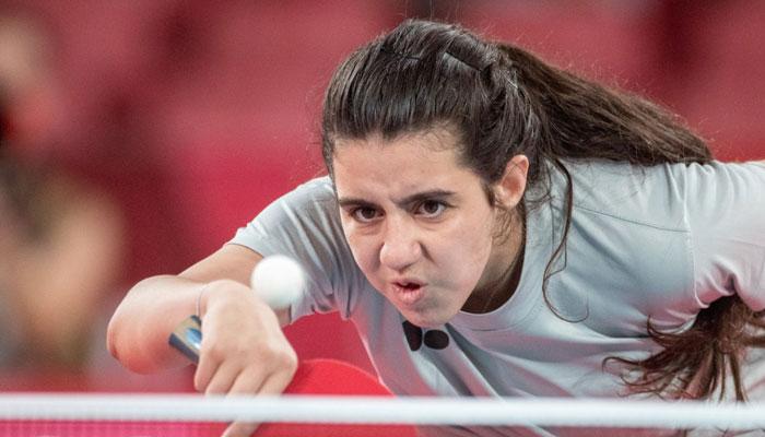 اولمپکس: کمر عمر ترین ایتھلیٹ کو پہلے ہی میچ میں شکست لیکن حوصلے بلند
