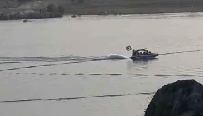 باجوڑ: دو کشتیاں ڈوبنے کے حادثے میں ہلاکتوں کی تعداد 7 ہوگئی
