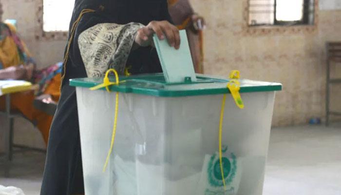 آزاد کشمیر انتخابات، پولنگ کے وقت کا آغاز ہوگیا