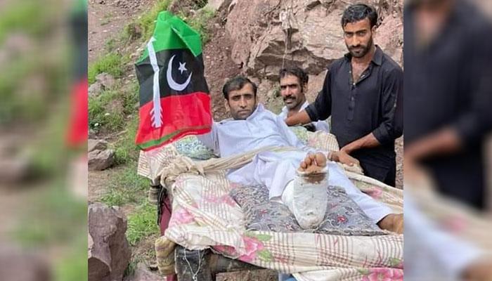 کشمیر الیکشن: باغ میں تصادم، 7 افراد زخمی