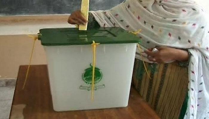 آزاد کشمیر انتخابات، پی ٹی آئی کی برتری، کارکنوںکا جشن