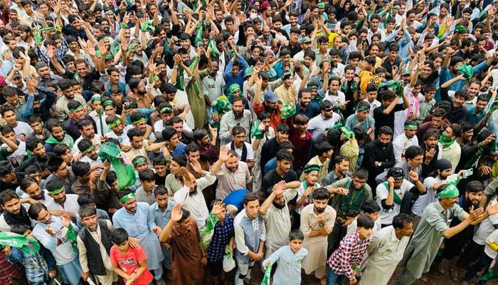 کیا آزاد کشمیر الیکشن میں آج تاریخ بدلے گی؟؟