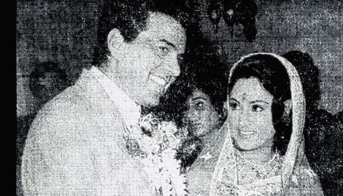 دھرمیندر جیا بچن کے ساتھ 'رانی کی پریم کہانی' میں کام کرنے پر خوش