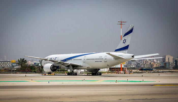 اسرائیل نے مراکش کے لیے براہ راست پروازیں شروع کردیں