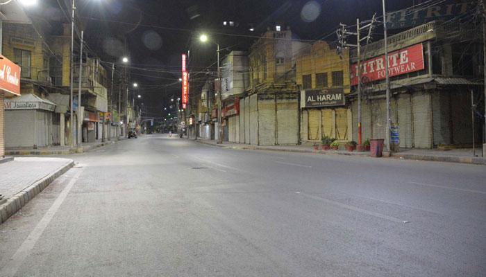 کراچی: آج سے دکانیں، بازار شام 6 بجے بند ہوں گے