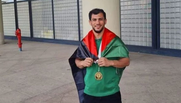 ٹوکیو اولمپکس، فلسطینیوں کی حمایت کرنے والا ایتھلیٹ ایونٹ سے باہر