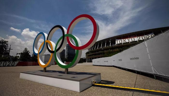 ٹوکیو اولمپکس، میڈل تقریب میں 30 سیکنڈز تک ماسک اتارنے کی اجازت