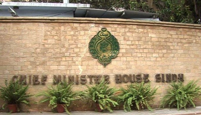 کورونا صورتحال، وزیراعلیٰ ہاؤس سندھ کے دفاتر بند کرنے کا فیصلہ