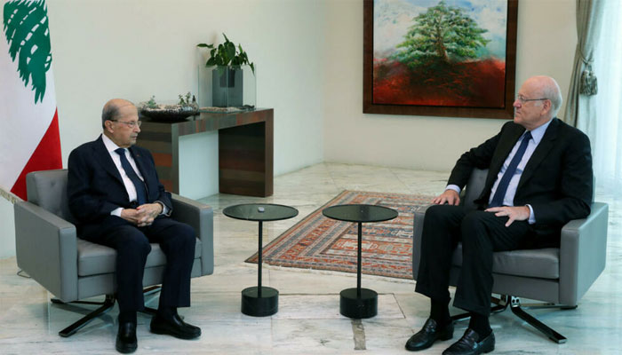 لبنانی پارلیمنٹ نے نجیب میقاتی کو وزیراعظم نامزد کردیا