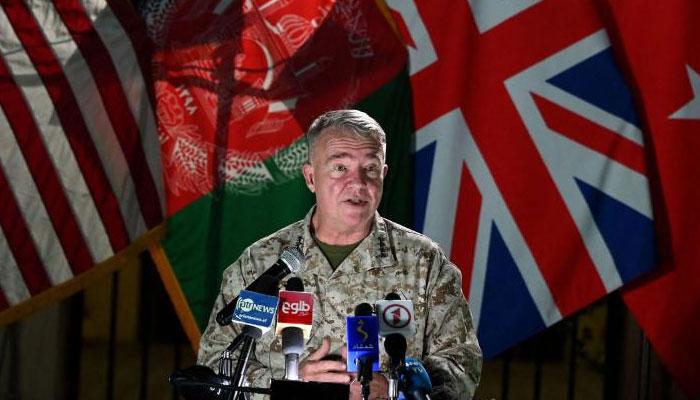 طالبان کو روکنے کے لیے افغان فورسز کی مدد کریں گے، امریکا