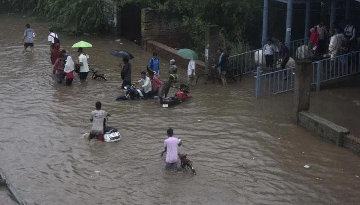 بھارت میں شدید بارشیں، اموات کی تعداد 192 ہوگئی