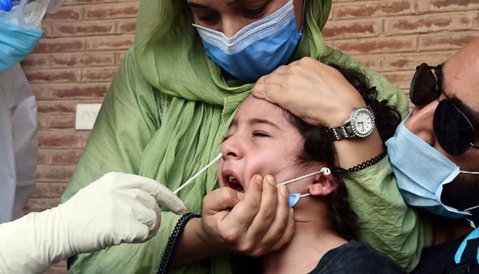 اسلام آباد، کوروناکیسز کی شرح 7 فیصد تک پہنچ گئی