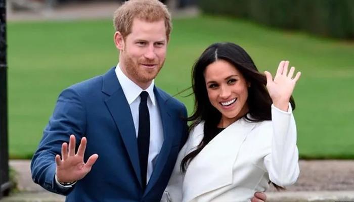 ہیری، میگھن کی بیٹی لیلیبٹ کا نام برطانوی شاہی تخت کے جانشینو ں میں شامل