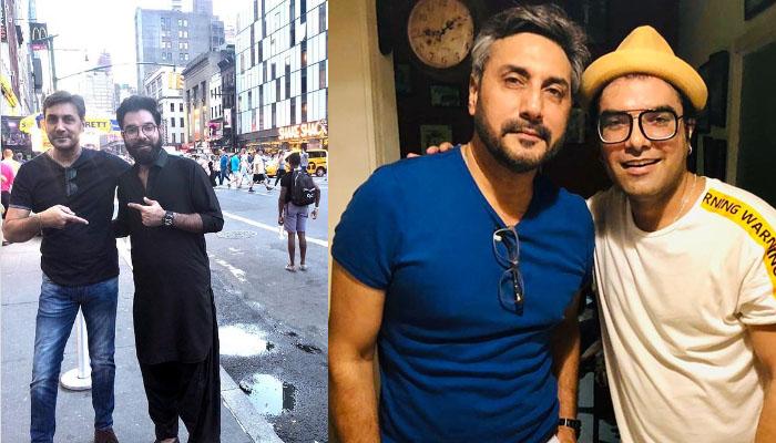 یاسر حسین کا عدنان صدیقی کو کورونا کی خاطر نیگیٹو ہونے کا مشورہ