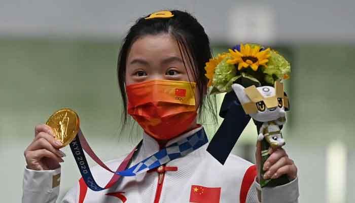 ٹوکیو اولمپکس: چوتھے روز چین اور روس کے 3، 3 گولڈ میڈلز