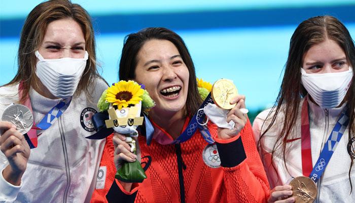 ٹوکیو اولمپکس: جاپان کی اوہاشی یوئی نے دوسرا گولڈ میڈل بھی جیت لیا