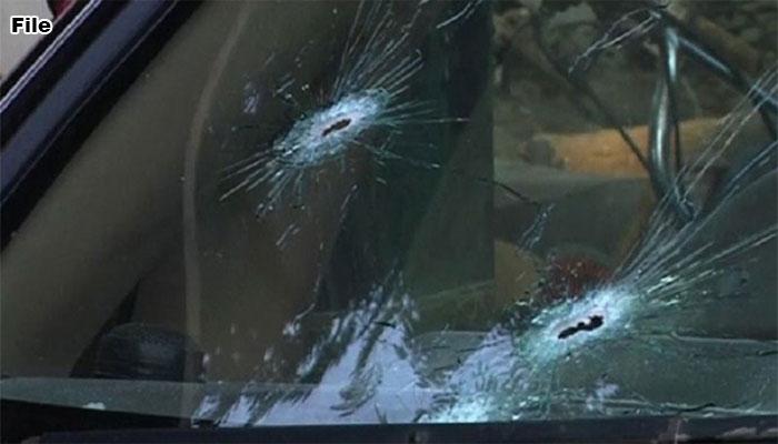 کراچی: فائرنگ سے زخمی غیر ملکی سرکاری منصوبے سے منسلک نہیں