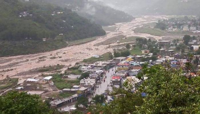 اسلام آباد میں سیلاب، انتظامیہ کے متضاد بیانات