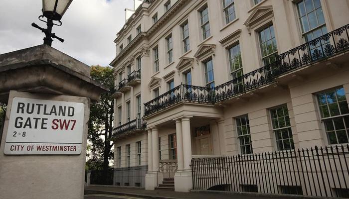 ارب پتی چینی کا لندن میں 1بلین ڈالر کا محل