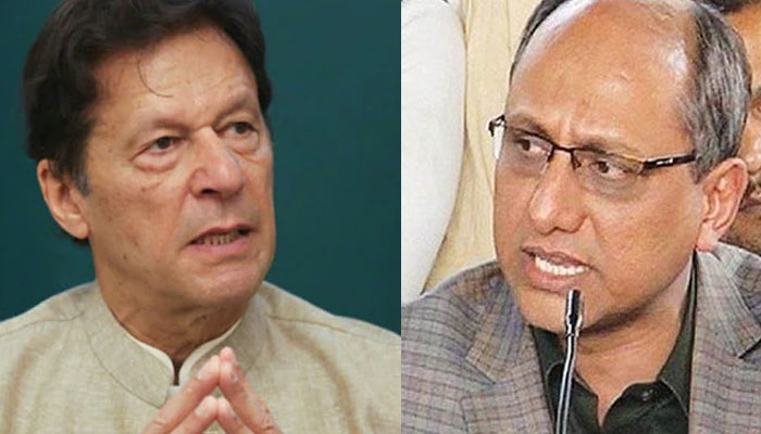 اسلام آباد سیلاب، سعید غنی کا عمران خان پر طنز